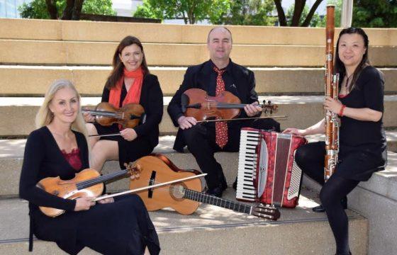 Auckland Fusion Quartet