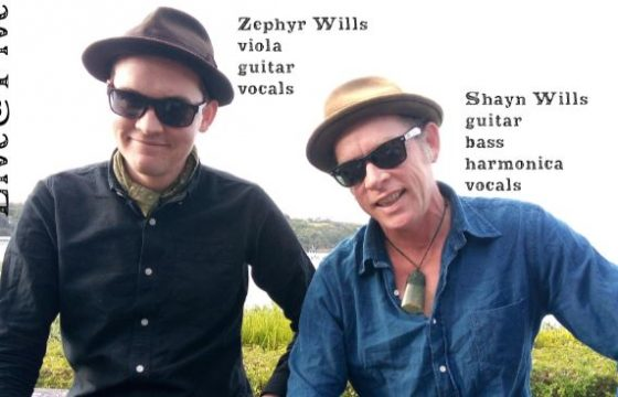 Zephyr & Shayn WIlls