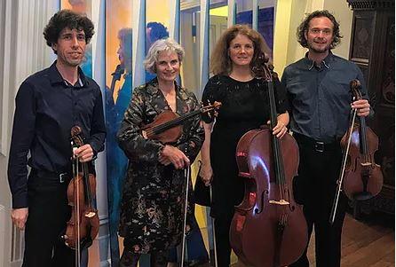 Jade String Quartet